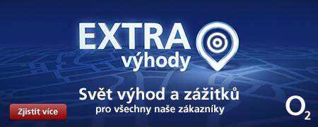 9b45fe5ea724 O2 Extra výhody – 20% sleva » OkStudio